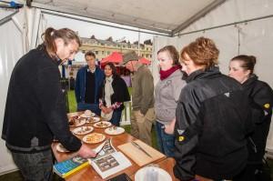Brighton Food Festival Masterclass 2013 (Copyright Julia Claxton)
